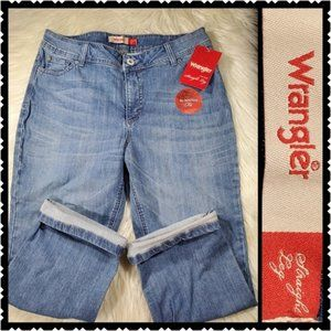 Wrangler size 12M NWT low rise